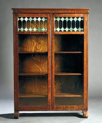 antique bookcases with glass doors antique bookcase with doors bookcases glass regard to idea antique bookcases