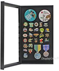 Disney Cars Fan Stand Display Case Amazon Pin Collector's Display Case by Hobbymaster for 79