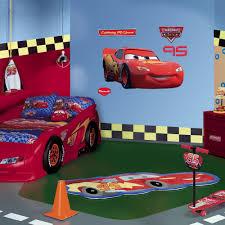 Lightning Mcqueen Bedroom Accessories Fathead Disney Lightning Mcqueen Wall Decal Reviews Wayfair
