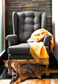 Yellow Chairs Living Room Restored Antique Wingback Chair By Http Urbanavenuecouk
