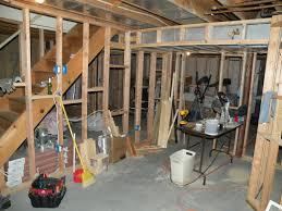 The Steps To Framing Basement Walls Ergonomic Office Furniture - Finish basement walls