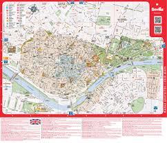 seville maps  spain  maps of seville (sevilla)