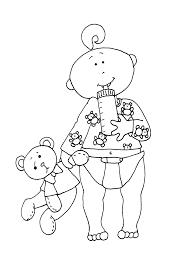 Free Dearie Dolls Digi Stamps Baby