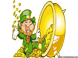 pot of gold and rainbow wallpapers   crazy frankensteinpot of gold and leprechaun
