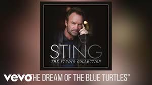 "<b>Sting</b> - <b>Sting</b>: The Studio Collection ""The <b>Dream</b> Of The Blue Turtles ..."
