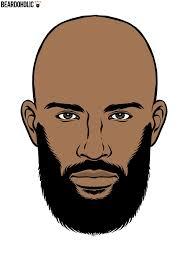 Black Men Beard Chart 20 Trendy And Popular Beard Styles For Black Men Beardoholic