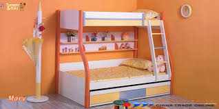 china children bedroom furniture. Bedroom Kids Furniture In Orange With Buk Bed Made Of Regard To Wooden For The House China Children U
