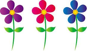 spring flowers border clipart. Brilliant Border Spring Flowers Clip Art U0026 Images  Png And Border Clipart P