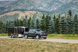 2019 Chevy Silverado 1500 Towing And Trailering Packages