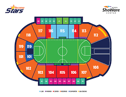 Mesquite Arena Seating Chart Seating Map Tacoma Stars