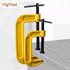 MyTool <b>1-12 Inch G-type</b> Woodworking Clamp DIY Carpentry ...