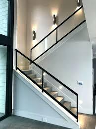 glass stair railing cost interior glass railing systems cost interior glass stair railing kits height code
