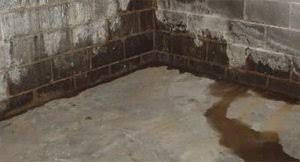 basement seepage repair rapid