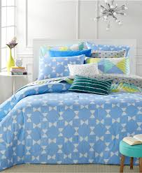 Macy Bedroom Furniture Closeout Closeout Whim By Martha Stewart Collection Bow Tie Bedding