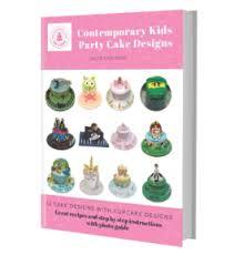 Contemporary Cake Designs Book 2 Contemporary Cakes And Classes
