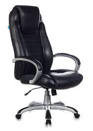 Офисное <b>кресло Бюрократ T</b>-<b>9923</b>/BLACK-PU купить со скидкой ...