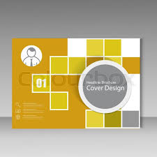 vector annual report brochure template design book cover layout design abstract flyer templates stock vector colourbox