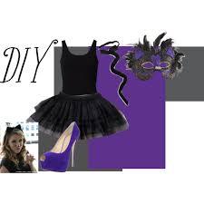 diy cat costume tutu cami tank heel and masquerade