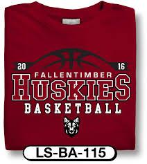 Basketball T Shirt Designs High School Design Custom Basketball T Shirts Online By Spiritwear