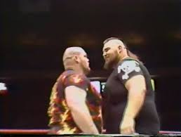 Bam Bam Bigelow vs One Man Gang (WWF, 4-25-1988) | Tape Machines Are Rolling