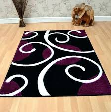 purple and black area rugs purple and black area rugs amazing best purple area rugs images