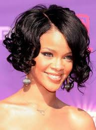 Picture Of Bob Hair Style short curly stacked bob hairstyle 2639 by stevesalt.us