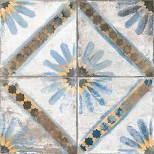 <b>Керамическая плитка Peronda Fs</b> Marrakech Blue напольная