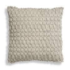 gam gam throw pillow  textured throw pillows  blu dot