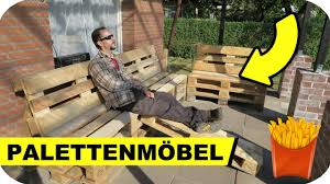 Paletten Sofa Selber Bauen Anleitung Youtube