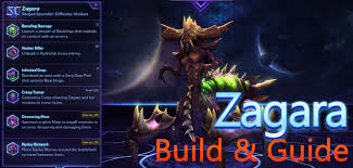 Heroes of the Storm Zagara Build Guide