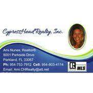 CypressHead Realty - Pompano Beach, FL - Alignable