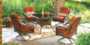 stupendous better homes and gardens azalea ridge replacement cushions azalea ridge 5 piece patio dining set