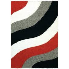 red and black area rugs red and grey area rugs home block striped waves red red and black area rugs