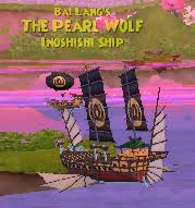 Ship:The Pearl Wolf - Pirate101 Wiki