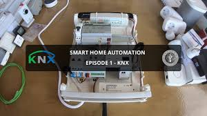 smart home how to start with knx
