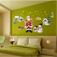 Wall Xmas Decorations Compare Prices On Bedroom Christmas Decorations Online Shopping