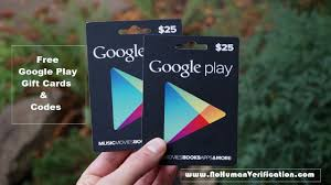 google play codes generator no survey required
