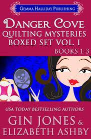 Danger Cove Quilting Mysteries Boxed Set Vol I (Books 1-3) eBook ... & Danger Cove Quilting Mysteries Boxed Set Vol I (Books 1-3) eBook by  Elizabeth Ashby - 9781947110274   Rakuten Kobo Adamdwight.com