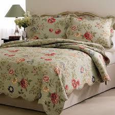 eden s garden quilt set beautiful
