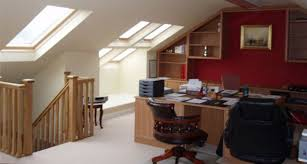 loft home office. Loft Conversion In Oxford Home Office -
