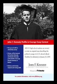 guidelines for citations and bibliographies john f kennedy  profile in courage essay contest poster