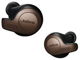 Беспроводные наушники <b>Jabra Elite</b> 65t — купить по выгодной ...