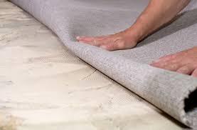 carpet glue. glue down carpet installation o