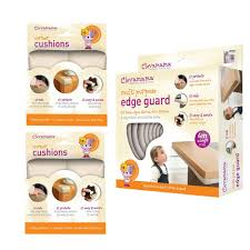 clevamama baby home safety edge guard and corner cushions set clm00920 the home depot