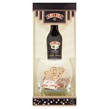 a lovely baileys gift set which includes the following 1 x 5cl miniature bottle of