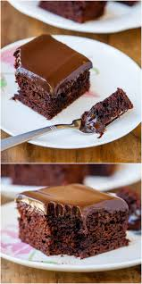 The Best Chocolate Cake With Chocolate Ganache Averie Cooks