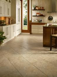 Kitchen Floor Vinyl Tiles Durango Cream D4155 Luxury Vinyl