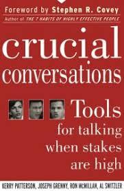 Crucial Conversations Summary Kerry Patterson Et Al