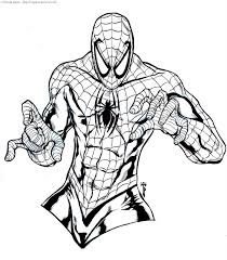 Small Picture Fresh Spiderman Coloring Pages Pdf 74 5966