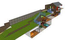 underground house plans. Modren Underground Underground House Plans With Good Design On Architecture Ideas E